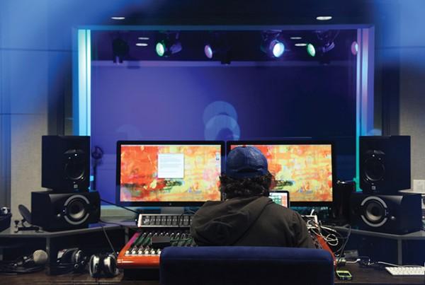 Studio Editing