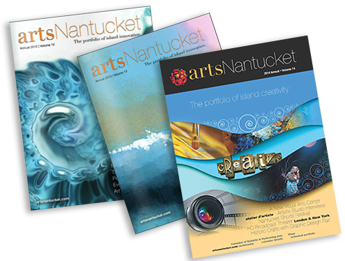 artsNantucket Covers